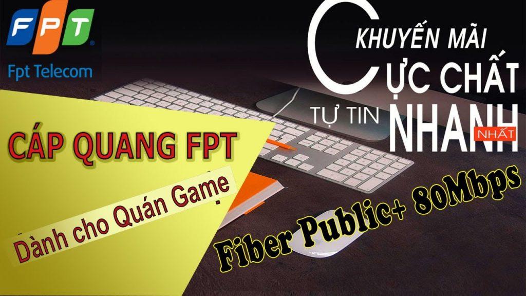 FPT Public Quán Game