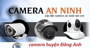 Lắp Camera huyện Đông Anh