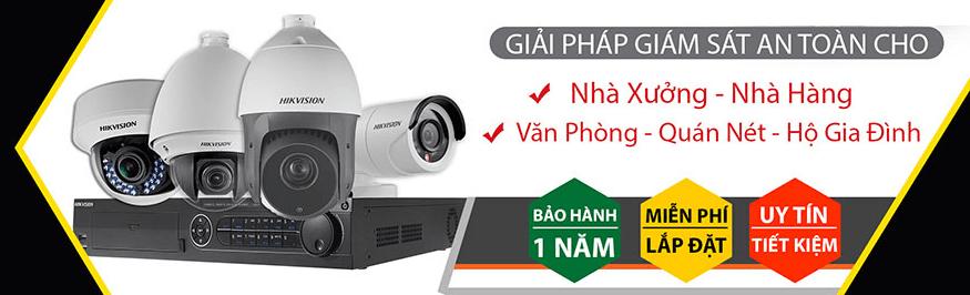 Lắp camera tại Hà Nội