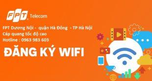 Lắp mạng FPT Dương Nội quận Hà Đông
