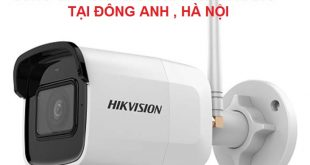 Camera Wifi chính hãng huyện Đông Anh