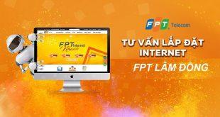 Lắp mạng FPT Lâm Đồng