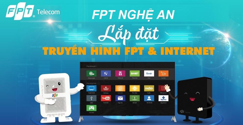Lắp mạng FPT Nghệ An